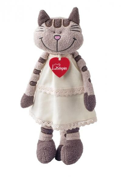 Plyšová hračka - Mačka Andželika v sukni 18deea37a17
