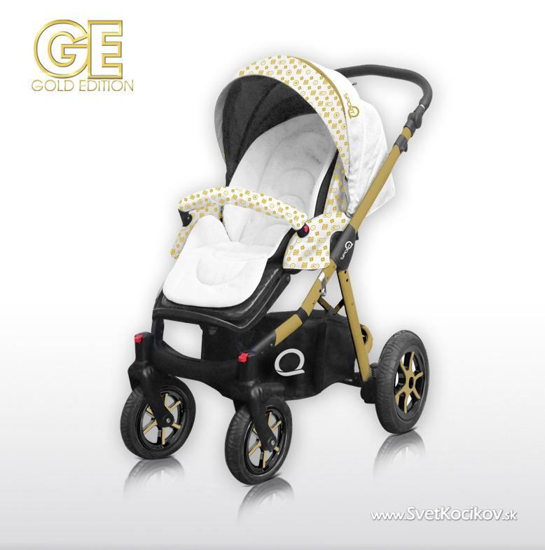5cc7502b0 Športový kočiar Baby Active Sport Q Gold Edition 2016