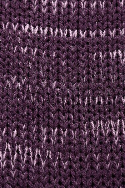 51a650816e3d Pletený zavinovaci svetrik MAMI melírkovaný - fialový