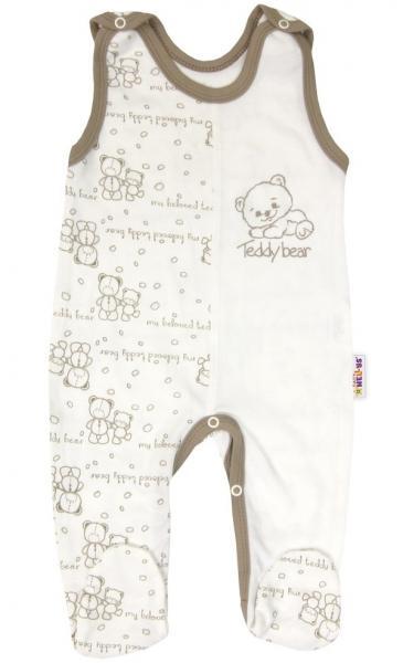 a1277b355cc8 Dojčenské bavlnené dupačky pre predčasne narodené deti Baby Teddy