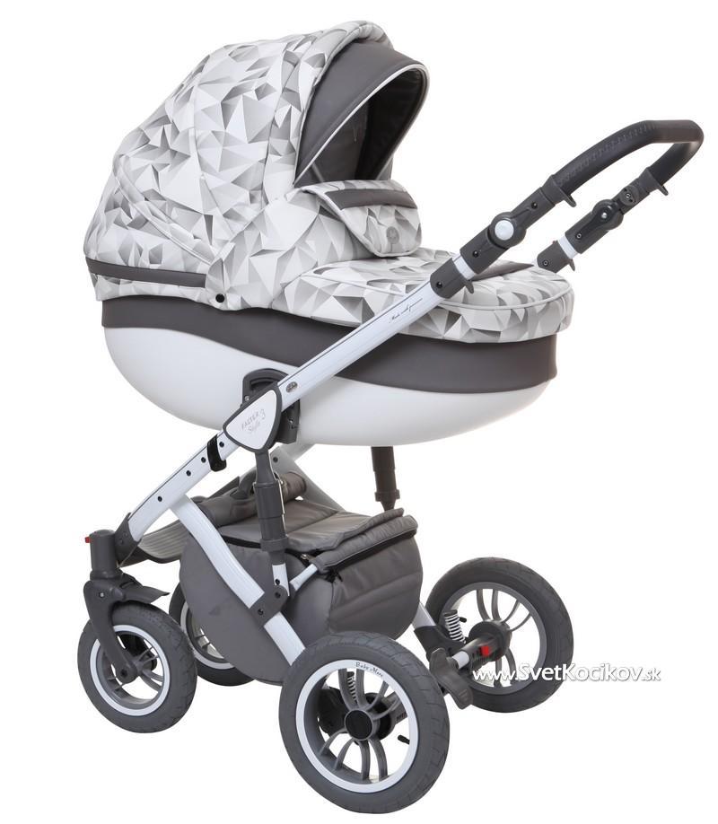 5c3155aa2 Kočík ® Baby Merc Faster 2 Style 2018 + darček ❺❺❺