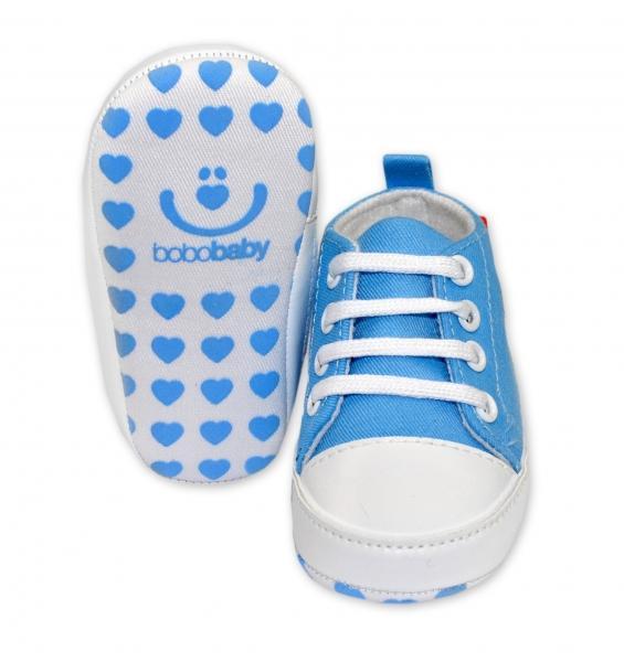 65de7f5fa311 Topánočky   capačky BOBO BABY - Tenisky - 27 - sv. modré