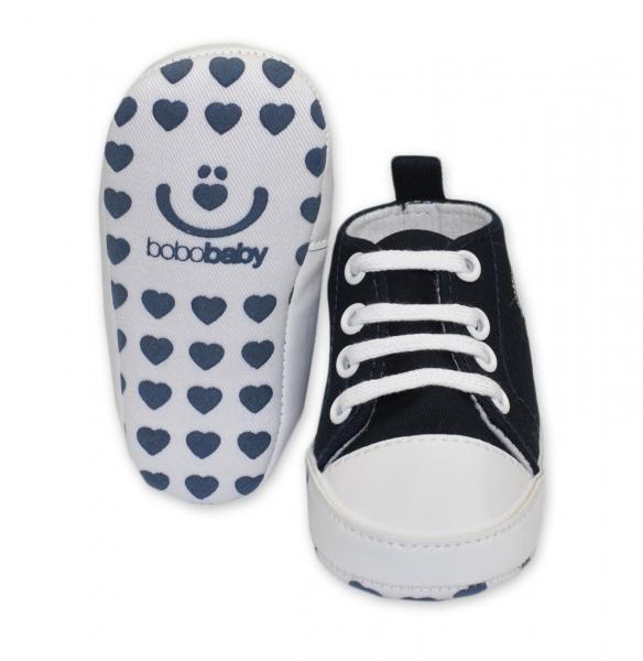 93486a60335a Topánočky   capačky BOBO BABY - Tenisky - 27 - černé