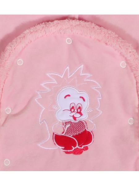 2f8cbe906 Detská kombinéza New Baby ježko ružová Ružová 68 (4-6m)