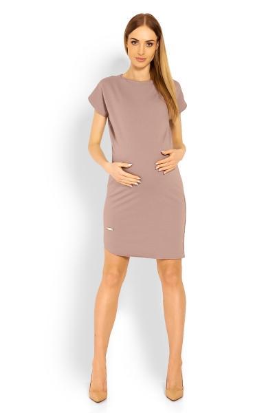 2693766fcc01 Be MaaMaa Tehotenské asymetrické šaty