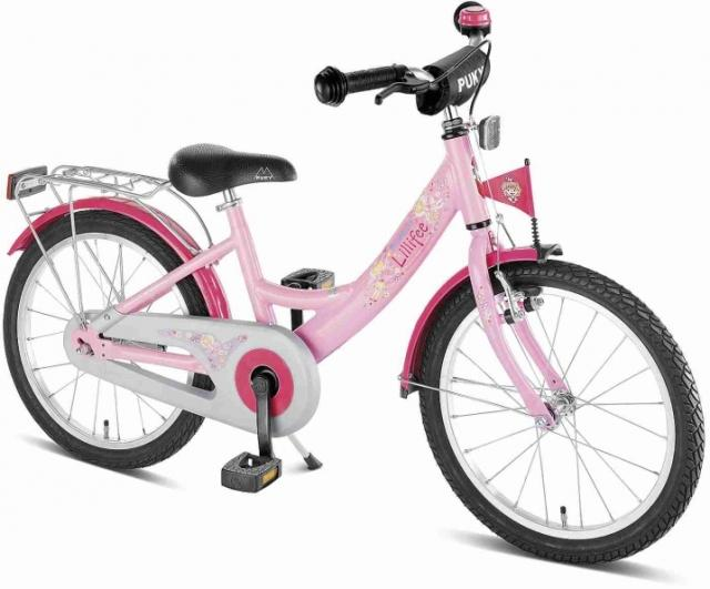 4071c219ac2d PUKY - Detský bicykel ZL 16 Alu - Víla Lilli