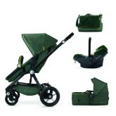 Mobility Set Wanderer Air+Scout limitovaná edícia Jungle Green Concord 2016