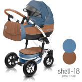 Baby Active Shell 2016