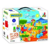 Teddies Kocky Middle Blocks plast 70ks v krabici 12m + Wader