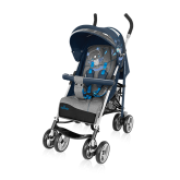 Kočík Baby Design TRAVEL QUICK 03 blue
