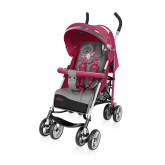 Kočík Baby Design TRAVEL QUICK 08 pink