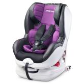 Autosedačka CARETERO Defender Plus Isofix purple 2016