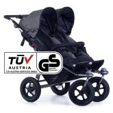 TFK Twin Adventure 2 Premium Grey T-TWA-19-P-415