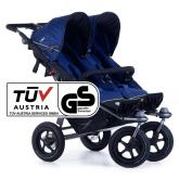 TFK Twin Adventure 2 Twilight Blue T-TWA-19-333