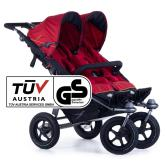 TFK Twin Adventure 2 Tango Red T-TWA-19-345