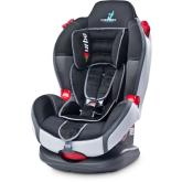 Autosedačka CARETERO SPORT TURBO graphite 2015