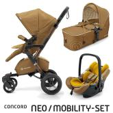 Mobility Set Neo Air+Scout limitovaná edícia Sweet Curry Concord 2016