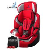 Autosedačka CARETERO Falcon Red 2016