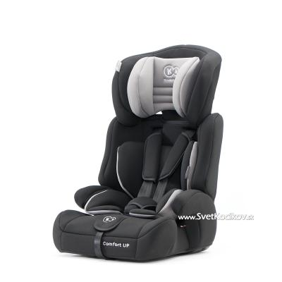 Autosedačka Comfort Up Black 9-36kg Kinderkraft 2019