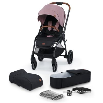 Kinderkraft Evolution Cocoon Mauvelous Pink 2020