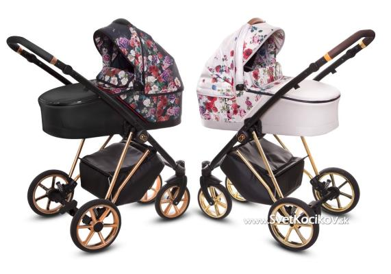 Baby Active Musse Rose 2020 + Záruka 4 roky