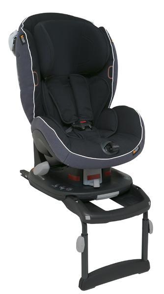 Obrázok BESAFE - Autosedačka 9-18 kg iZi Comfort X3 Isofix - Midnight Black 01