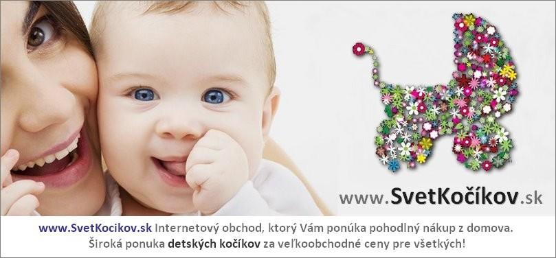ed33d27085be3 Kočíky 2019 - Doprava ZADARMO✓ Kvalita ❺❺❺ hviezdičiek | SvetKocikov.sk